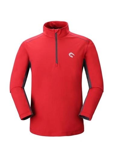Panthzer Sweatshirt Kırmızı